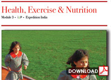 Health, Exercise & Nutrition
