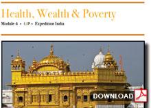Health, Wealth & Poverty
