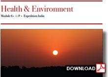Health & the Environment