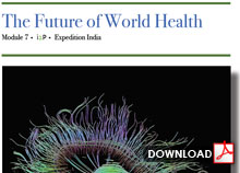 The Future of World Health