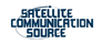 satellite communication source logo