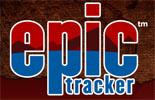 epic tracker logo /